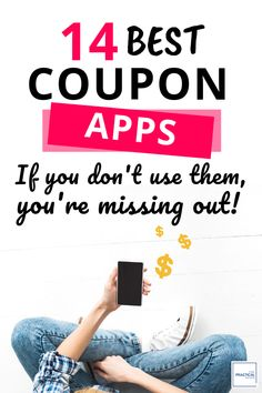 14 Best Coupon Apps to Save Money Fast - Finance tips, saving money, budgeting planner Extreme Couponing, How To Start Couponing, Couponing For Beginners, Couponing Apps, Ways To Save Money, Money Tips, Money Saving Tips, Saving Ideas, Money Budget