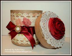 Shabby+Chic+Gift+Box+by+RoyalGreetings+on+Etsy