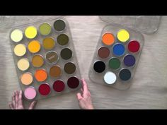 If you are addicted to Pan Pastesl like I am you will enjoy these videos.    Introduction to PanPastel Palette Trays.mov