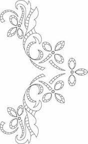 Awesome Most Popular Embroidery Patterns Ideas. Most Popular Embroidery Patterns Ideas. Cutwork Embroidery, Hand Embroidery Patterns, Vintage Embroidery, Machine Embroidery Designs, Embroidery Stitches, Embroidery Transfers, Tambour Beading, Cut Work, Collar Pattern