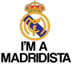 Hala Madrid!! Vamos Madrid <3