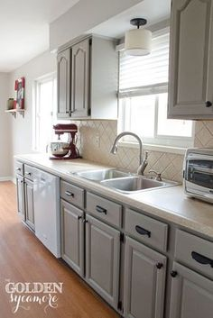 17 best painting kitchen cabinets with annie sloan chalk paint rh pinterest com
