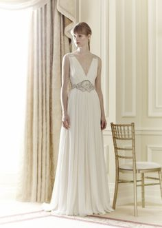 Jenny Packham moda novias 2014