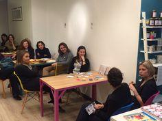 Afterwork entre Créatrices & Entrepreneures à Lille - Janvier 2016 - Proposé par Mélody