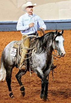 A Horseman's Eye: The late Hall of Famer Charley Araujo sheds light on evaluating American Quarter Horse conformation for horse breeding. (Journal photo)