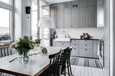 Apartment in grey tones Follow Gravity Home: Blog - Instagram - Pinterest - Facebook