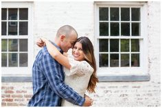 Allaire State Park engagement session - Fall engagement photos - Tina Elizabeth Photography