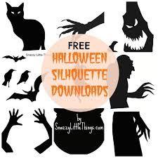 Bildergebnis für halloween window silhouettes ghost