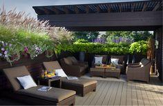 Rooftop Retreat - MB Design & Build