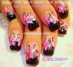Take your nail art to the next level and learn the joy of painting nails…
