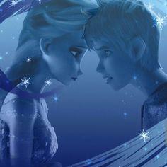 Jelsa, Elsa E Jack, Jack Frost And Elsa, Frozen Quotes, Jackson Overland, Guardians Of Childhood, Sailor Princess, Movie Couples, The Big Four