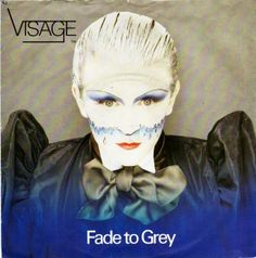 """New Wave Synth Pop Grandness !!! visage """"fade to grey"""" 1980"""