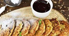Placuszki owsiane z bananem Aga, Pancakes, French Toast, Gluten, Breakfast, Morning Coffee, Pancake, Crepes