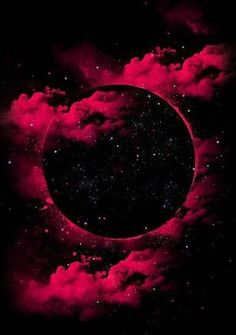 """Aside from the fact that a black hole is a black void. Hence the name, """"Black Hole."""" But it's pretty. Who knew that black holes could look this beautiful? A stunning creation by Jorge Lopez Ramirez. Nature Wallpaper, Wallpaper Backgrounds, Wallpaper Space, Black Hole Wallpaper, Blood Wallpaper, Wallpaper Samsung, Space Backgrounds, Wallpaper Quotes, Art Galaxie"""