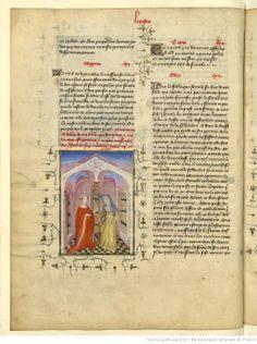 L'Epistre Othea à Hector, fol 29v