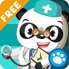 Con el Hospital del Dr. Panda tus hijos darán la bienvenida a los animales en la sala de espera, les llevarán a sus habitaciones, detectarán y tratarán sus enfermedades, todo ello mientras aprenden cómo se llevan a cabo los procedimientos médicos. El Hospital veterinario del Dr. Panda es ideal para niños de entre 2 y 6 años que tengan curiosidad por conocer los procedimientos médicos y la anatomía.