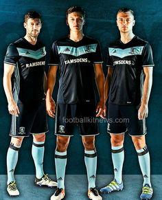New Boro Tops Middlesbrough Adidas Kits Premier League Soccer Kits, Football Kits, Football Uniforms, Football Jerseys, Premier League, Adidas Kit, Middlesbrough Fc, Team Wear, Club