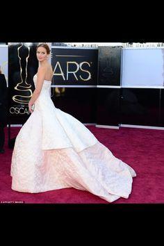 The Jennifer Lawrence Oscar champion