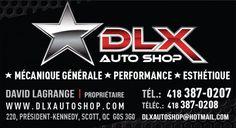DLX Auto Shop, mécanique générale, mécanique de performance, esthétique automobile