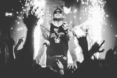 Rap Metal, Hollywood Undead, Very Happy Birthday, Wishing Well, One And Only, Daddy, Black And White, Concert, Instagram
