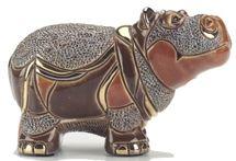 Hippo by Artesania Rinconada