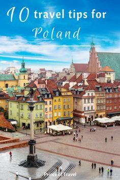 Here's a list of Warsaw tips from my recent visit. Find out where's the best area to stay, what's there to do, and what's good to eat in the Polish capital.