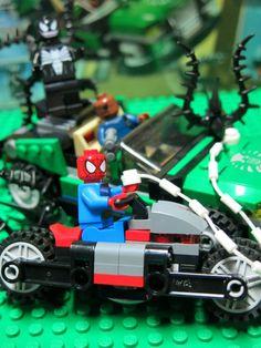 Lego - Spiderman