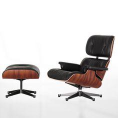 Charles Eames Lounge Chair » Bauhaus Designer Sessel