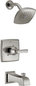 Delta Faucet Ashlyn® Tub and Shower Trim in Stainless Steel DT14464SS