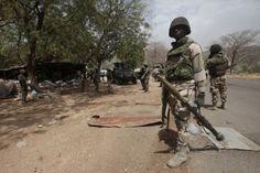 Nigeria Rescata 25 Niñas Y Mujeres Más De Boko Haram