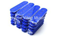Niko 10pcs Blue Electric Guitar Double Coil Pickup Humbucker Slug Bobbin Covers Wholesales