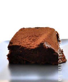 """Torta densa al cioccolato di Nigella Lawson. stampo da plumcake: 23x13x7. 190° 30"""" + 170°x15"""""""