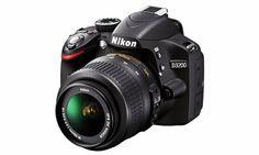 Nikon D3200 +