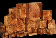 EXOTIC WOOD: OLIVE BURL This genuine Italian grown Olive (Oleo Europa) was cut from very large Italian Olive burls. This incredible and very rare burl wood is best suited for fine turned articles and small projects.  It has fine, closed grain with superior alternating/contrasting color, interesting/swirling grain and figure. www.cookwoods.com
