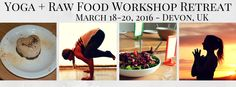 Join me for a beautiful SPRING yoga retreat with two raw food workshops! http://www.jaynebeccayoga.com/yoga-retreats/march-yoga-and-raw-food-workshop-retreat/