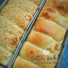 My bread.. chocolate filling & cheese filling
