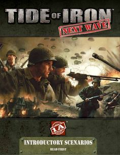 Learn to play Tide of Iron in less than ten minutes with all new Tide of Iron: Next Wave Rules of Play (free download): http://1agames.com/tide-iron-next-wave-pdfs-available-download/ #boardgames