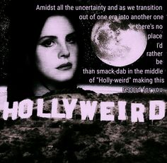 Lana Del Rey #LDR #Lust_For_Life album trailer