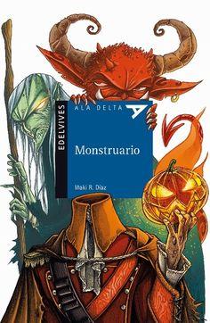 Los monstruos siempre están ahí, junto a nosotros: brujas, demonios, ogros o gigantes. Los encontramos en los cuentos tradicionales, en el cine o en los juegos infantiles. Este libro de poemas reúne treinta de esas criaturas espeluznantes capaces de causarnos ese cosquilleo aterrador que nos fascina, pero esenciales en nuestras vidas para perderle el miedo al miedo. http://rabel.jcyl.es/cgi-bin/abnetopac?SUBC=BPSO&ACC=DOSEARCH&xsqf99=1873010