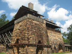 confederate foundry - Tannehill State Park