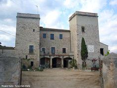 Torre d'en Malla, Parets del Vallès . Foto de Ricard Ballo