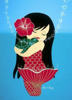 ♥ Mermaid....she's my favorite