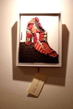 Muestra solidaria El Zapato Humanitario