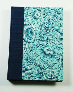 LE JARDIN BLEU  Journal Sketchbook