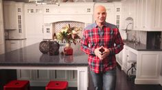 Television host and designer Chip Wade shares his tips to get your home ready for Thanksgiving. Mohawk Flooring, Tile Flooring, Flooring Ideas, Christmas Sweaters, You Got This, Household, Thanksgiving, Men Casual, Mens Tops