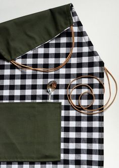 How To Make An Easy Adjustable Apron