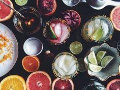 Popsicles au melon d'eau et à la Tequila!