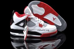 9d305560875d red white and black SNEAKERS