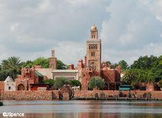 History of Epcot's Morocco Pavilion - Part 1