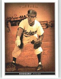 2002 Sp Legendary Cuts #8 Carl Erskine - Los Angeles Dodgers (Baseball Cards) by SP Legendary Cuts. $0.88. 2002 Sp Legendary Cuts #8 Carl Erskine - Los Angeles Dodgers (Baseball Cards)